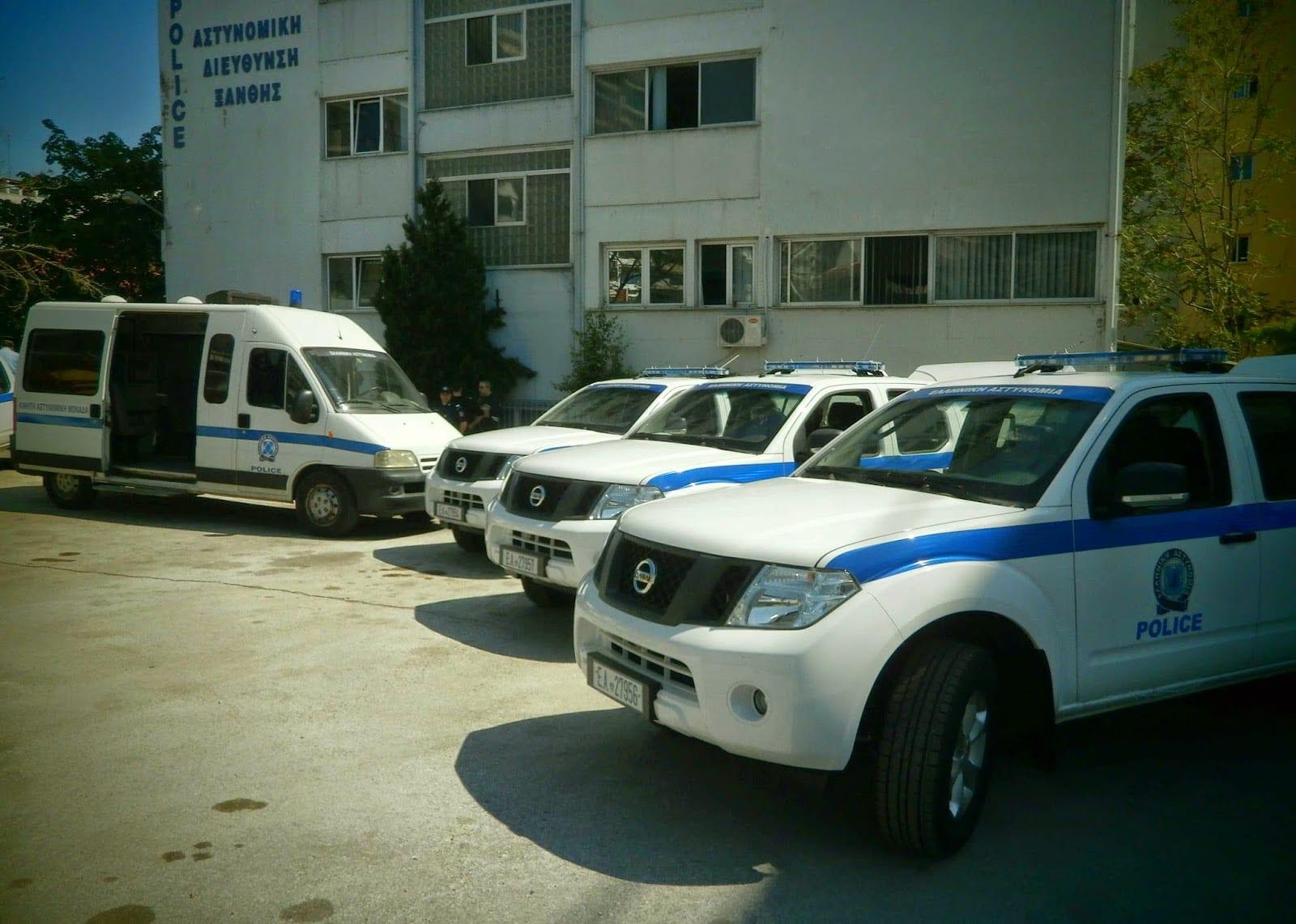 Ξεκίνησαν περιπολίες οι Κινητές Αστυνομικές Μονάδες στην Ξάνθη – Επίσημη παρουσίαση (+VIDEO)