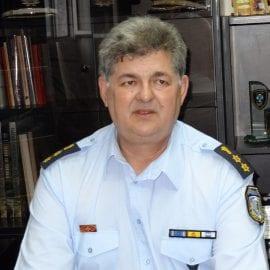 Στο βαθμό του Α/Δ προήχθη ο Αστυνομικός Υποδιευθυντής της Δ.Α. Ξάνθης Α/Υ Γκίκας Ευάγγελος